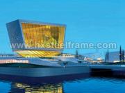 Binzhou Grand Theatre, 30000SQM