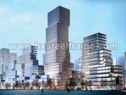 Jiangsu Suqian Zhonghao Office Building 5600ton