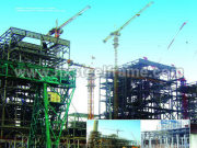 16,000T India BALCO 4*300MW Coal-firing Power Station
