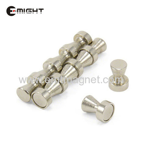 Pin magnet Magnetic Assembly Disc D12