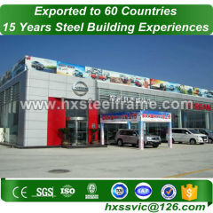 light steel structure frame and light steel structure for importer in Havana