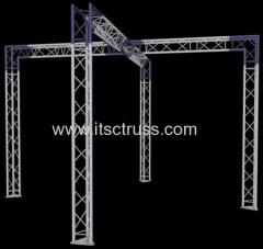 High Quality Exhibition Display Aluminum Lighting Truss