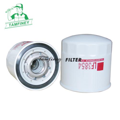 Isuzus oil filter parts 8-97148270-0 8-97148270-2 8-94338181-1 8-94338181-2 LF3854