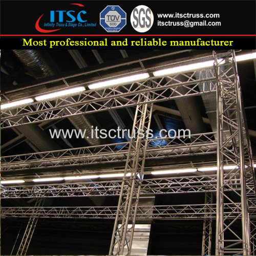 Lighting Truss Indoor Installing for Big Events