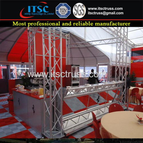 Outdoor Hotel Decoration Lighting Truss