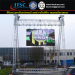 LED Display Multipurpose and Advertising Truss Rigging System