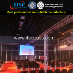 Lighting Truss Rigging for Gymnasium Events