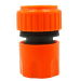 "Plastic 3/4"" snap-in water quick connector"