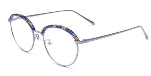 Metal reading optical glasses fashion optical frame glasses