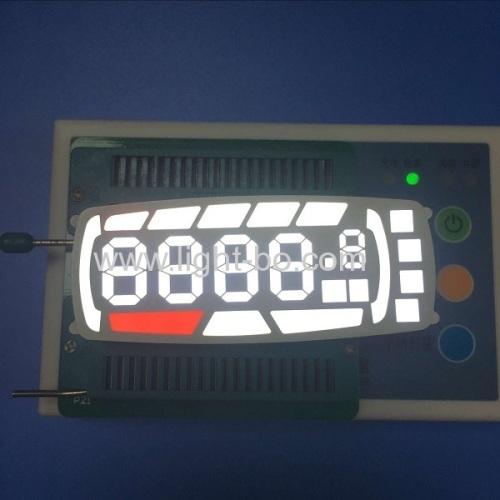 custom led display;multicolor led display;autobobile led display;custom 7 segment