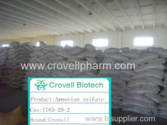 Ammonium sulfate 7783-20-2 Ammonium sulfate 7783-20-2 Ammonium sulfate 7783-20-2