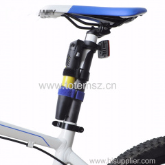 Cycling FlashLight Tie Holder Bandage
