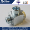 1CI/1DI WH Hydraulic High Pressure Banjo Fitting Elbow Metric To BSPP