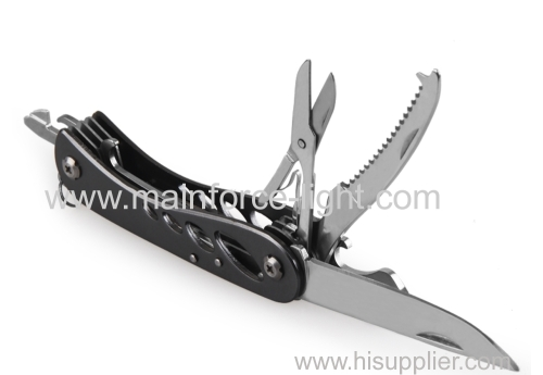 Aluminum Handle Multi Knife MT055