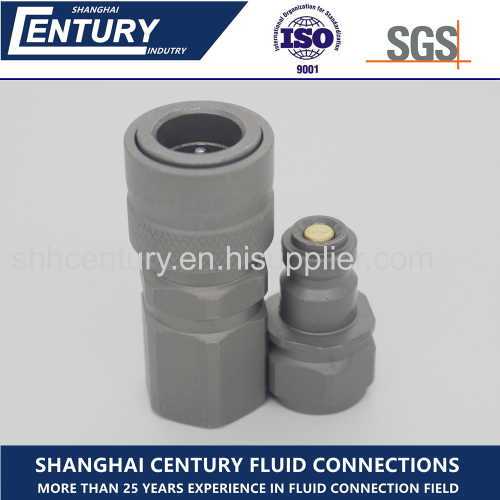 Super High Pressure Hydraulic Quick Coupling 150Mpa Cejn 115 116 Interchangeable
