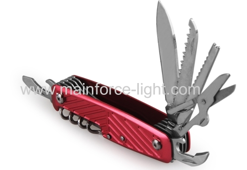 Aluminum Handle Multi Knife MT051