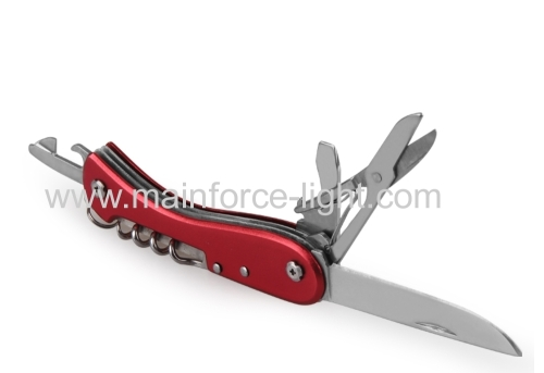 Aluminum Handle Multi Knife MT052
