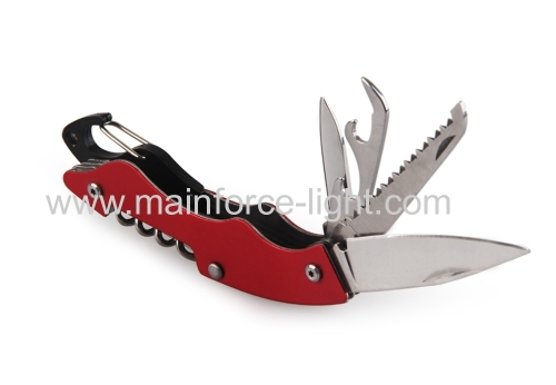 Aluminum Handle Multi Knife MT045