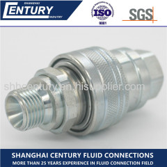 ISO5676 Hydraulic Quick Release Coupling