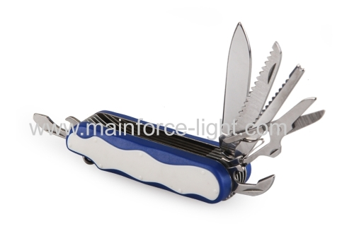 PP+TPR Handle Multi Knife MT040