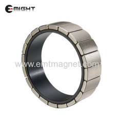 Permanent magnetic coupling Rings Magnetic Assembly neodymium strong magnets Magnetic Tools neodymium magnet motor