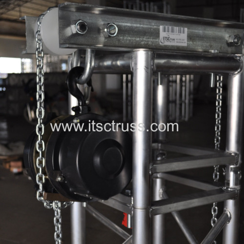 High Quality 1 Ton Motor Hoist for Truss Roof System