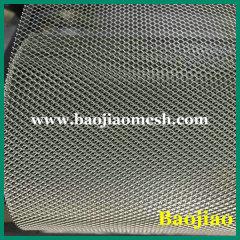 2.5mmX3.5mm Roof Aluminum Gutter Mesh