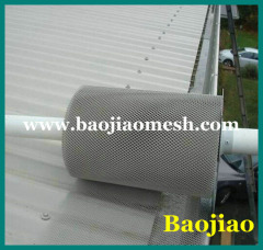 China Supplier Aluminum Gutter Mesh