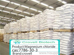 99.9% Magnesium chloride cas: 7786-30-3 MgCl2 products