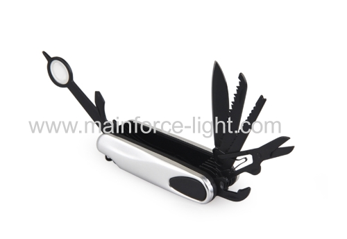 Aluminum Handle Multi Knife MT026