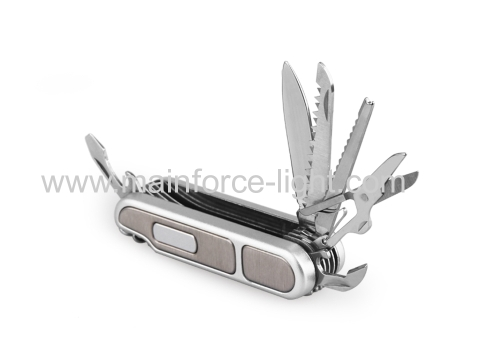 2CR13 Handle Multi Knife MT027