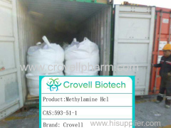 ME-THYLAMINE hcl me-thylamine hydrochloride cas593-51-1 factory supplier price