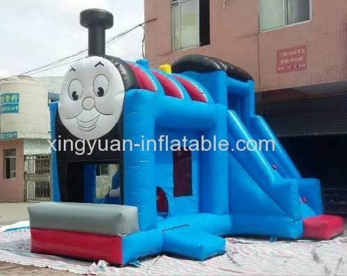 Hot sale Thomas the train inflatable bouncer