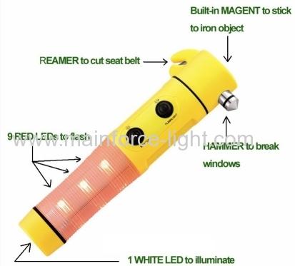 MF LS006 VEHICLE EMERGENCY HAMMER