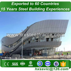 fabricated structural metal and welded steel structures installed in Kathmandu