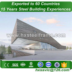 fabrication steel structure and welded steel structures sell well in Poland
