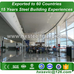 H section column and welded steel structures excellently fabricated produced
