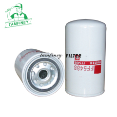 Excavator fuel filter for hyundai 11LB-70020 11LB70020 3222310756 FF5324 FF5321 FF5488 FF5580 89002405 P551315