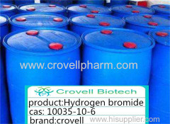 Hydrogen bromide HBr cas: 10035-10-6 Bromane top quality hot sale products