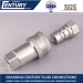 Stainless Steel Hydraulic Quick Coupler