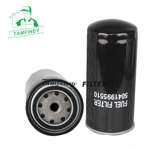 Truck spare parts filter 5041995510 5801364481 504199551 FF5457 BF7696 Fuel Filter Use For Engine