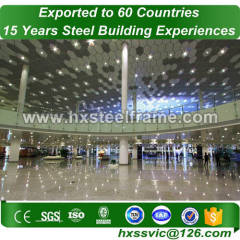 heavy steel construction and welded steel structures accurately assembly cut