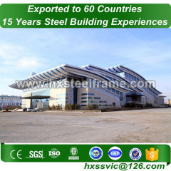 Heavy Steel Fabrication and welded steel structures to Cambodia market