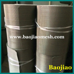 304/316 Filter Belt for Extrusion Filter