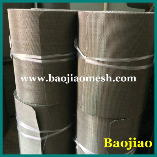 Stainless Steel Filter Belt for Extrusion Filter