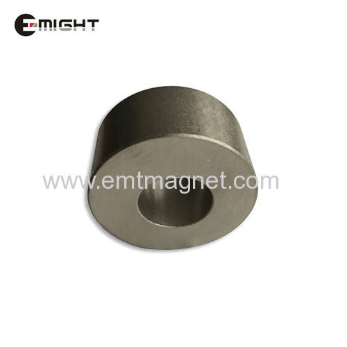 Sintered SmCo Permanent Magnets Ring D41 x d18 X 19 mm XGS30