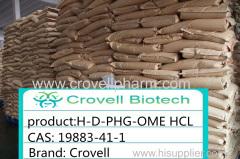H-D-PHG-OME HCL HDPHGOMEHCL HDPHGOME HCL cas: 19883-41-1 C9H12ClNO2 hot sale products