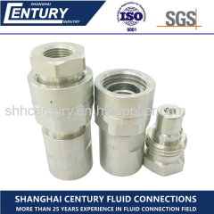 High Pressure Thread Lock Hydraulic Quick Release Coupling