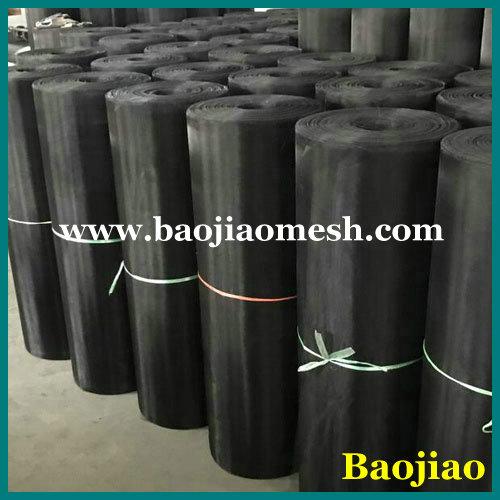 250 mm Rolle Epoxy-beschichtetes Drahtfilter Sieb Hersteller und ...