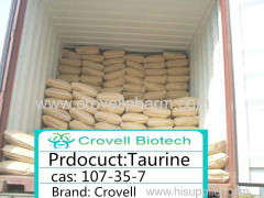 Taurine Tauric TURIN C2H7NO3S CAS No107-35-7 good package hot sale products